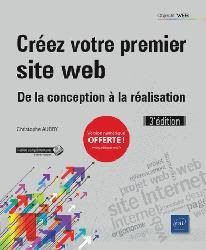 Dernières parutions dans Objectif Web, Créez votre premier site web