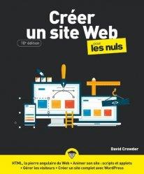 Dernières parutions sur Internet, Créer un site Web pour les nuls