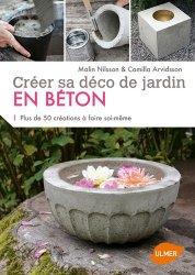 Dernières parutions sur Au jardin, Créer sa déco de jardin en béton