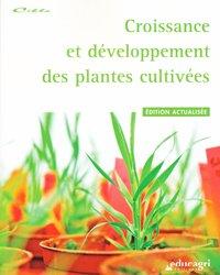 Dernières parutions dans Cible, Croissance et développement des plantes cultivées