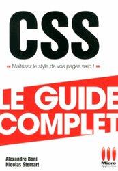 Dernières parutions dans Le guide complet, CSS