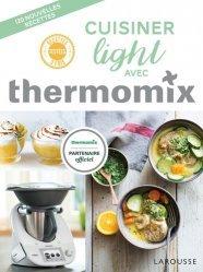 Dernières parutions dans Thermomix, Cuisiner light avec thermomix