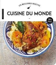 Dernières parutions dans Les meilleures recettes, Cuisine du monde