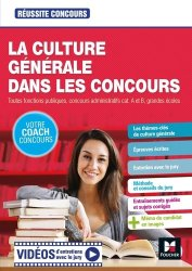 Dernières parutions dans Réussite concours, Culture générale - Tous concours Fonction publique - Préparation complète. Edition 2020