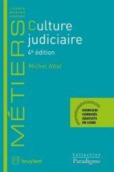Dernières parutions sur Culture générale, Culture judiciaire. 4e édition