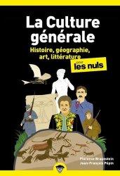 Dernières parutions dans Hors Collection, Culture generale poche pour les nuls - tome 1 nouvelle edition