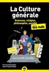 Dernières parutions dans Hors Collection, Culture generale poche pour les nuls - tome 2 nouvelle edition