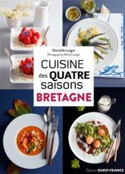 Dernières parutions sur Cuisines régionales, Cuisine des 4 saisons en Bretagne