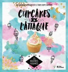 Dernières parutions dans V, Cupcakes à l'attaque. 75 recettes véganes