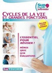 Souvent acheté avec Pharmacologie et thérapeutiques Mémos - QROC - QCM, le Cycles de la vie et grandes fonctions Mémos-Qrocs