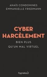 Dernières parutions sur Internet, culture et société, Cyberharcèlement