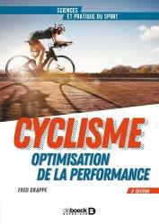 Dernières parutions sur Cyclisme, Cyclisme et optimisation de la performance : sciences et méthodologie de l'entraînement