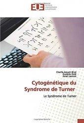 Dernières parutions sur Génétique, Cytogénétique du syndrome de Turner