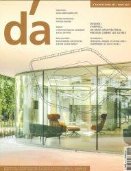 Dernières parutions sur Généralités, D'Architectures n°287 - Mars 2021