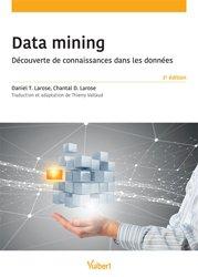 Dernières parutions sur Bases de données, Data mining. Découverte de connaissances dans les données, 2e édition