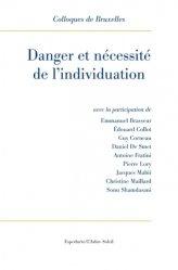 Dernières parutions sur Jung, Danger et nécessité de l'individuation