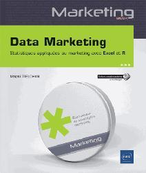 Dernières parutions sur Bases de données, Data marketing