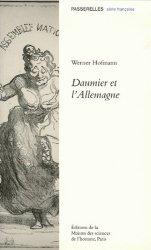 Dernières parutions dans Passerelles, Daumier et l'Allemagne