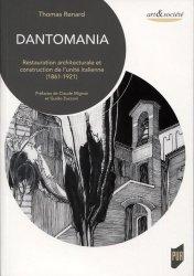 Dernières parutions dans Art & Société, Dantomania