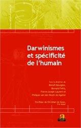 Dernières parutions dans Science, éthique et société, Darwinismes et spécificité de l'humain