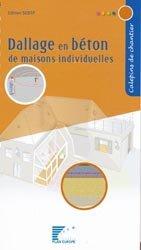 Souvent acheté avec Constructions de maisons individuelles, le Dallages en béton de maisons individuelles