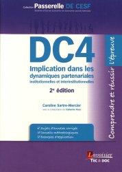 Dernières parutions sur ADVF - DEAF - DECESF, DC4 Implication dans les dynamiques partenariales institutionnelles et interinstitutionnelles