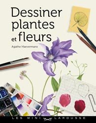 Souvent acheté avec Art-thérapie, le Dessiner plantes et fleurs