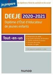 Dernières parutions dans Je prépare, DEEJE 2019-2020
