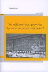 Dernières parutions dans Recherche du PUCA, Des indicateurs pour gouverner