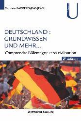 Dernières parutions sur Géographie mondiale, Deutschland : Grundwissen und mehr... - 2e éd.