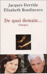 Dernières parutions dans Histoire de la pensée, De quoi demain...