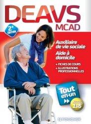 Souvent acheté avec Tout le DEAVS - MCAD en fiches mémos, le DEAVS MCAD