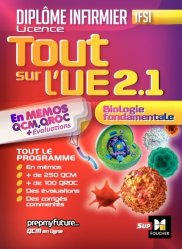 Dernières parutions dans Diplôme infirmier, DEI - Biologie Fondamentale - UE 2.1