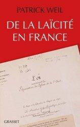 Dernières parutions sur Sciences politiques, De la laïcité en France