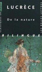 Dernières parutions sur Livres en latin, De la nature