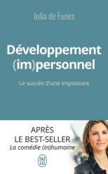 Dernières parutions sur Connaissance et affirmation de soi, Développement (im)personnel