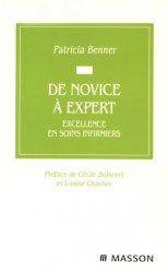 Nouvelle édition De novice à expert