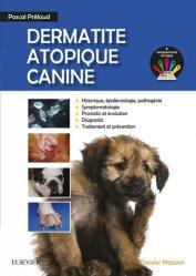 Dernières parutions sur Dermatologie, Dermatite Atopique Canine