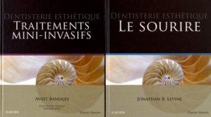 Dernières parutions sur Esthétique, Dentisterie esthétique - Pack 2 tomes
