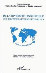 Dernières parutions dans Espaces interculturels, De la diversité linguistique aux pratiques interculturelles