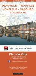 Dernières parutions dans Plan de ville, Deauville, Trouville, Honfleur
