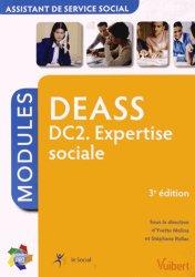 Souvent acheté avec Guide de l'épreuve de dossier de pratiques professionnelles du DEASS, le DEASS DC 2. Expertise sociale