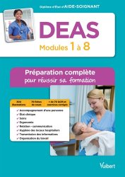 Souvent acheté avec DEAS - Modules 1 à 8 - Exercices corrigés, le DEAS / modules 1 à 8 : préparation complète pour réussir sa formation