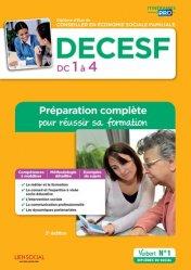 Souvent acheté avec ISIC- ISAP, le DECESF - Domaines de compétences 1 à 4