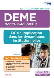 Dernières parutions dans Itinéraires pro, DEME - DC4. Implication dans les dynamiques institutionnelles