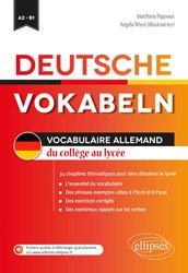 Dernières parutions sur Auto apprentissage (parascolaire), Deutsche vokabeln