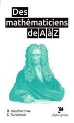 Dernières parutions sur Histoire des maths, Des mathématiciens de A à Z
