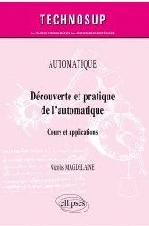 Dernières parutions dans Technosup, Découverte et pratique de l'automatique