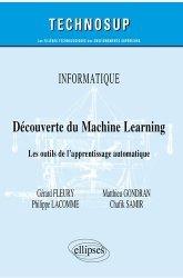 Dernières parutions dans Technosup, Découverte du Machine Learning