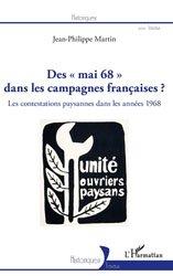 Des mai 68 dans les campagnes françaises ?